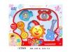 plastic baby rattles toy H47869