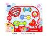 plastic baby rattles toy H47873