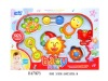 plastic baby rattles toy H47876