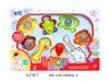 plastic baby rattles toy H47877