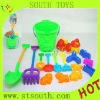 plastic beach bag toy