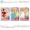 plastic beauty doll toys