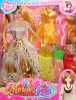"plastic doll, 11.5"" fashion doll"