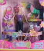 plastic doll, accessries