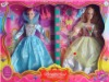 plastic doll, beauty doll
