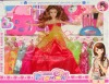 plastic doll, bendable doll