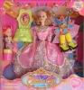 plastic doll, children toy