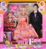 plastic doll, doll set