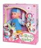 plastic doll(plastic & cotton,16 inch)