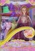 plastic doll, pretty girls