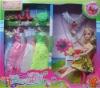 plastic doll, toy