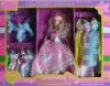 plastic doll, toy set