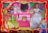 plastic doll with accessories