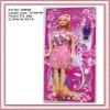 plastic fashion baby dolls toy