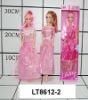 plastic fashion doll toy
