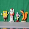 plastic figurine toys