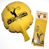 plastic magic trick toy promotional whoopee cushion self inflating whoopee cushion noise maker rubber party favor toy