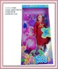plastic newest pregnant beautiful baby doll for girl