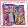 plastic princess series large plastic dolls