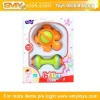 plastic soft toy baby bell