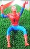 plastic toy Spider-Man adornment