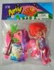 plastic toy, toy animal, doll