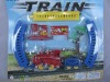 plastic wind up railway train  YD015246