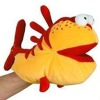 plush hand puppet