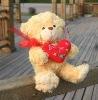 plush recording bear toy