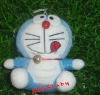 plush soft cartoon cat keychain toy MT6813