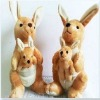 plush toy kangaroo