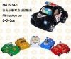 police car toy  with candy  (AEDB143)