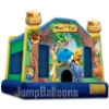 pooh inflatable bouncer J7031