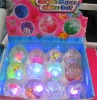 popular 6.5 size  glitter water  ball toy