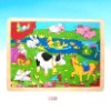 popular made in China wooden jigsaw puzzle