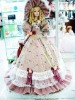 porcelain fashion doll