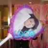 printing balloon/diy photo balloon/magic balloon