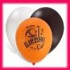 promotion logo latex balloon