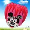 promotional Mickey head kite,soft kite , promotional