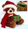 promotional gift toy/christmas plush bear