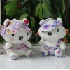 promotional plush teddy bear rabbit plush animals big eyes