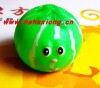 pvc cartoon toys with vegetable shape