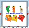 pvc soft animal toys for kids and babies