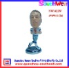 resin bobble head doll------NW1422W