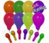 round 6 latex balloon