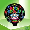 round aluminum foil balloon for birthday party