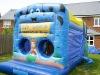 sea-world inflatable tunnel for children amusement