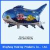 shark shape helium balloon
