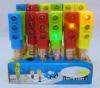 shining traffic light toys candy