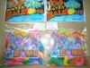 shiny latex balloon toy 3''